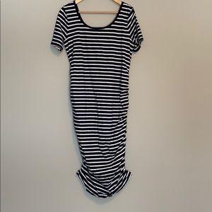 NWT gap maternity body con dress